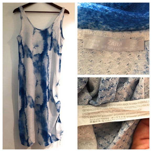 Zara Dresses & Skirts - ZARA W B Collection Sundress